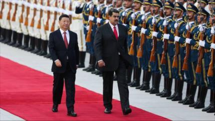 Venezuela y China abogan por afianzar cooperación en desafío a EEUU