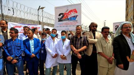 Yemen denuncia que las Naciones Unidas ignora piratería saudí