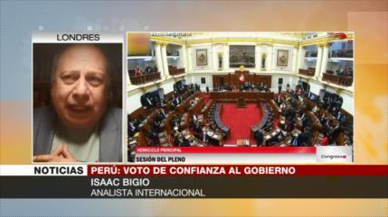 'Pacto de gobernabilidad allanó aprobación del Gabinete peruano'