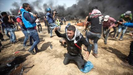 Represión israelí causa muerte a niño palestino de 12 años en Gaza