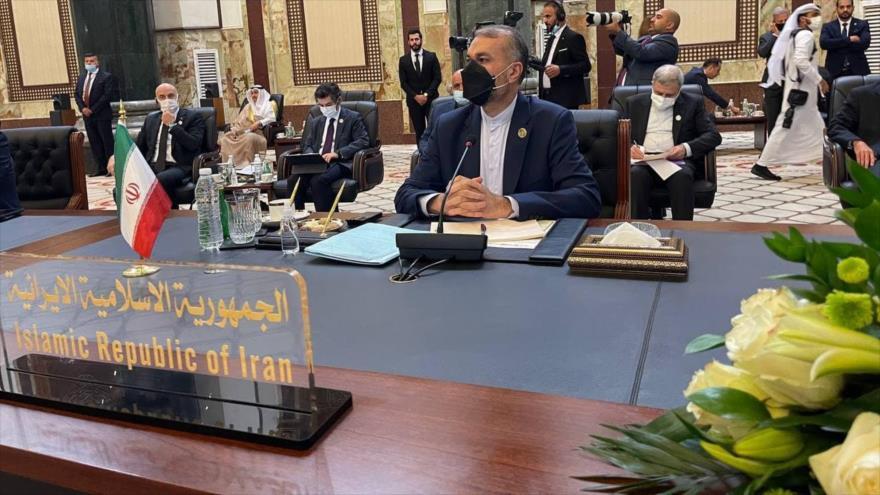 Irán: Seguridad regional no se logrará con injerencia extranjera   HISPANTV