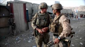 El Ejército de EEUU destruye la última base de CIA en Afganistán