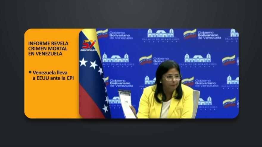 PoliMedios: Informe revela crimen mortal en Venezuela