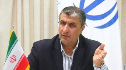 Raisi nombra un nuevo jefe del organismo nuclear de Irán