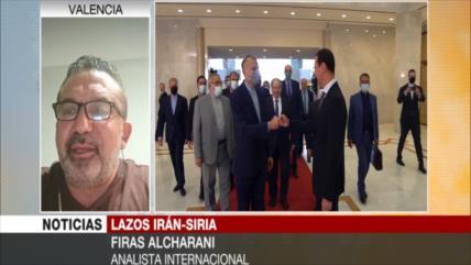 Alcharani: Siria e Irán son aliados en la lucha antiterrorista