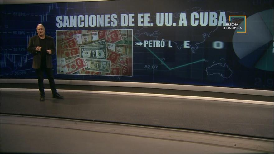 Brecha Económica: Crisis económica de Cuba