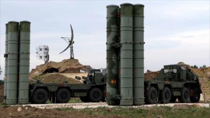 Revelado: EEUU hizo análisis incorrecto del S-400 ruso en Siria