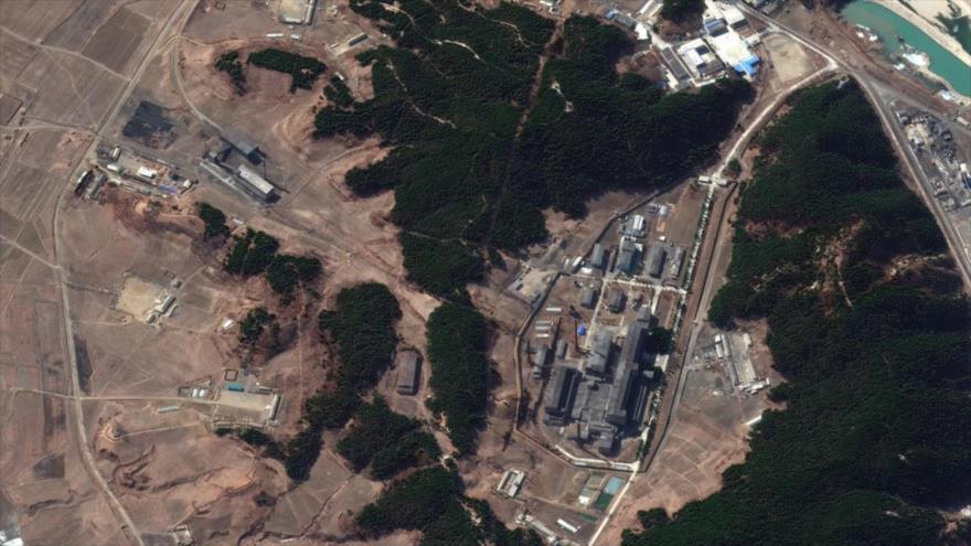 El principal complejo atómico de Corea del Norte en Yongbyon. (Foto: AP)