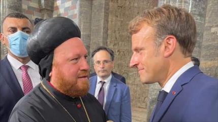 Arzobispo a Macron: ¿Dónde estabas cuando Daesh atacó a Mosul?
