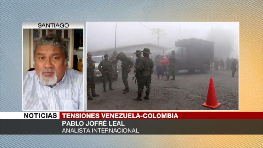 Jofré Leal: Colombia sirve a EEUU para desestabilizar a Venezuela | HISPANTV