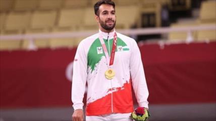 Judocas de Irán ganan 2 medallas de oro en los Juegos Paralímpicos