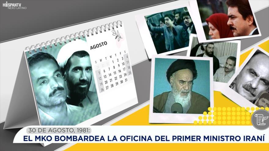 Esta semana en la historia: El MKO bombardea la oficina del primer ministro iraní