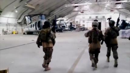 Rusia: Talibán es mejor armado que Ucrania por la huida de EEUU