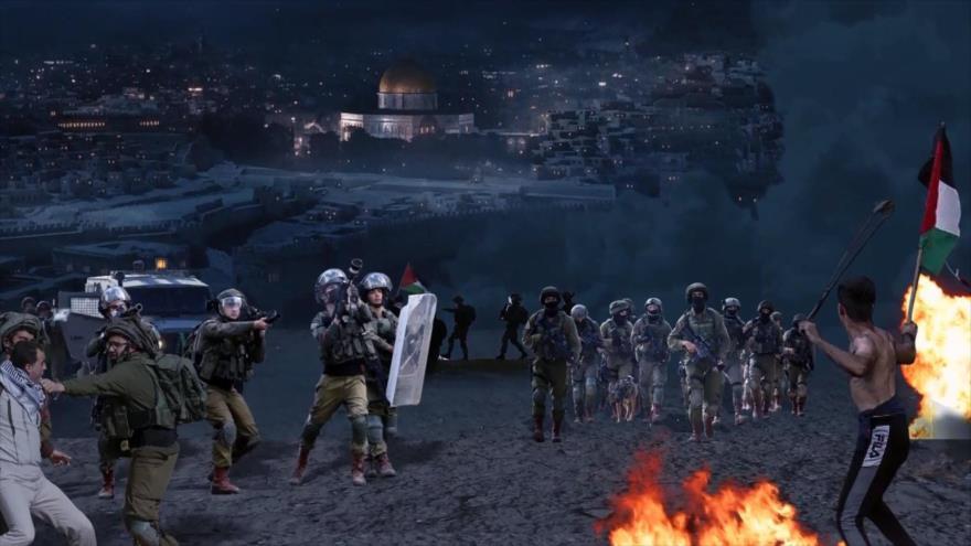 Causa palestina: Víctimas de Arabia Saudí