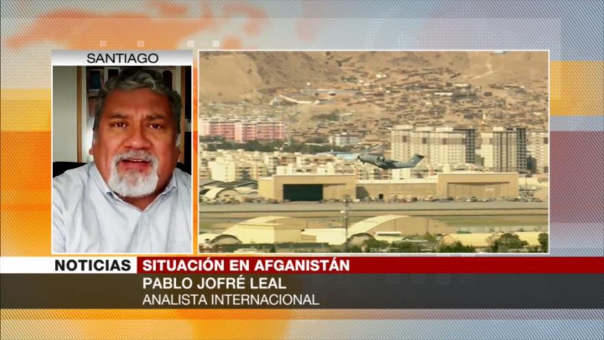 Jofré Leal: Occidente crea caos en Afganistán para vender armas