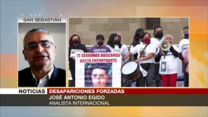 Egido: Sociedad mexicana se ha quebrado por sus relaciones con EEUU