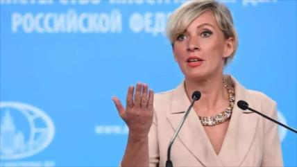 Rusia: La Haya tendrá que explicar su ayuda a terroristas en Siria