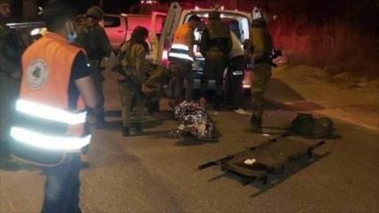 Soldados israelíes matan a tiros a un joven palestino