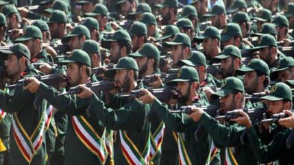 Irán desmantela un grupo terrorista en el oeste del país