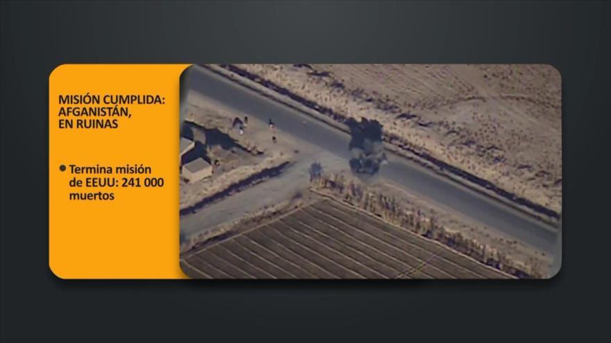 PoliMedios: Misión Cumplida: Afganistán, en ruinas