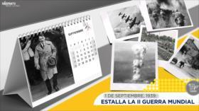 Esta semana en la historia: Estalla la II Guerra Mundial