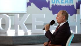 Putin: Intervención militar de EEUU condujo Afganistán a tragedia