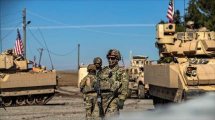 EEUU evacua 3 bases en Siria tras humillante salida de Afganistán