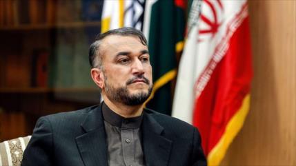 Canciller persa: Irán no sucumbirá a presiones de EEUU