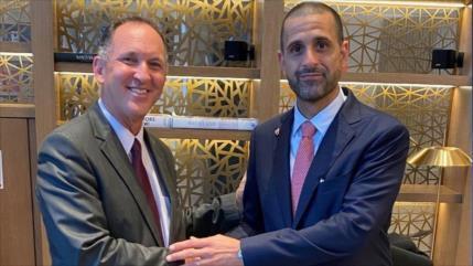 HAMAS condena nombramiento del embajador de Baréin ante Israel