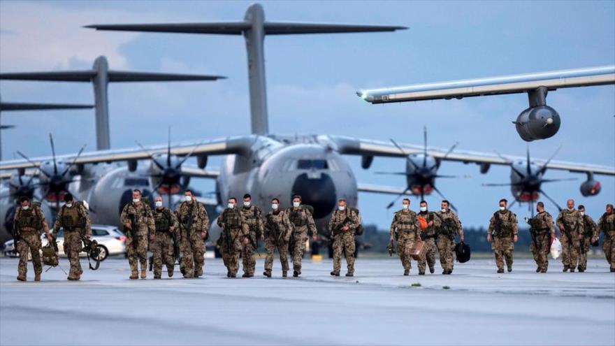 Secuelas de crisis afgana; UE quiere tener su propio Ejército | HISPANTV