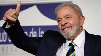 Nuevo sondeo: Lula da Silva ganaría las presidenciales en Brasil