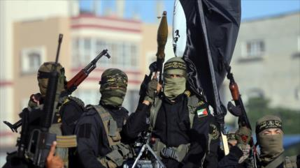 Yihad Islámica llama a resistir ante Israel hasta su rendición