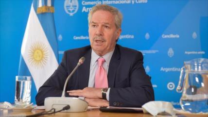 """Argentina acusa a Chile de tener """"una vocación expansiva"""""""