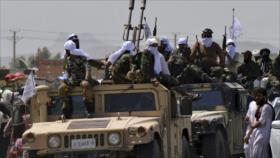 Talibán tras captura de Panjshir: ¡La guerra ya acabó en Afganistán!