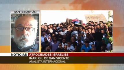 'Israel da a sus tropas permiso de asesinato libre de palestinos'