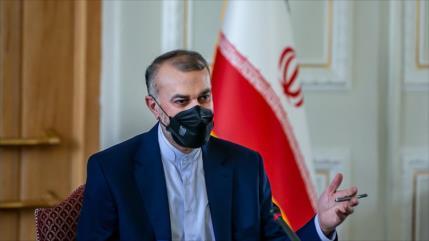 Irán sobre caso nuclear: Negociar solo por negociar no es aceptable