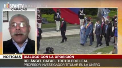 Tortolero Leal: Diálogo intervenezolano es un triunfo para la paz