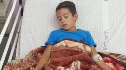 Colono israelí atropella e hiere a un niño palestino en Cisjordania