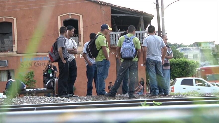 Migrantes latinoamericanos viven crisis tras ser expulsados desde México