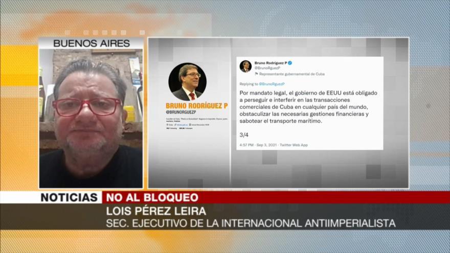 ¿Cómo sobrevive Cuba el férreo bloqueo de EEUU?, aborda Pérez Leira | HISPANTV