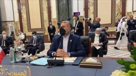 """Irán apoya a Pekín por injerencias que violan """"una sola China"""""""