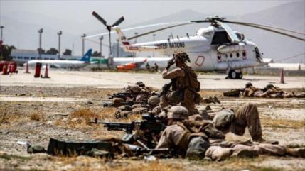 Le Figaro: Declive de EEUU se acentúa con la crisis en Afganistán