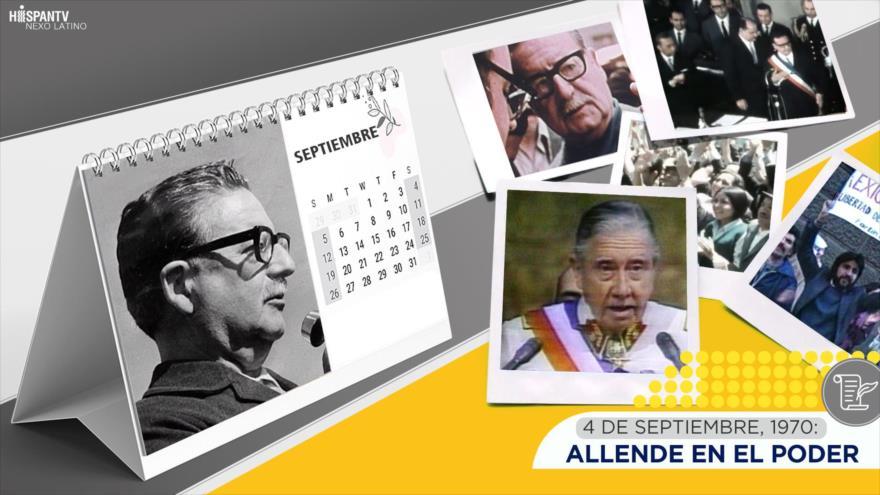 Esta semana en la historia: Allende en el poder