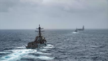 'Invasión terrestre de EEUU en Afganistán acabó; ¡entra su Marina!'