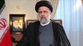 Raisi: No daremos un paso atrás en los intereses de la nación iraní