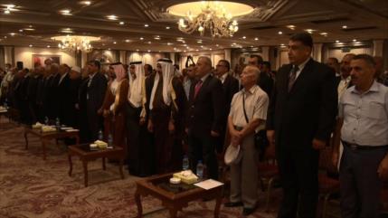 Importante facción de oposición siria celebra su congreso general