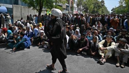Sondeo: El mundo no reconoce a Talibán hasta ver su política exterior
