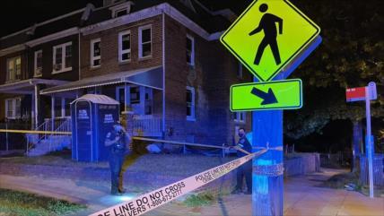 Tiroteo en Washington D.C. deja tres muertos y varios hospitalizados