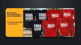 PoliMedios: Bolsonaro, bajo guillotina: ¿Lula presidente?