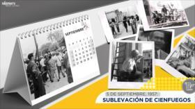 Esta semana en la historia: Sublevación de Cienfuegos